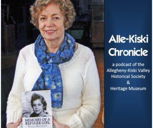 Alle-Kiski Chronicle (Ep01) – Bruna Riccobon