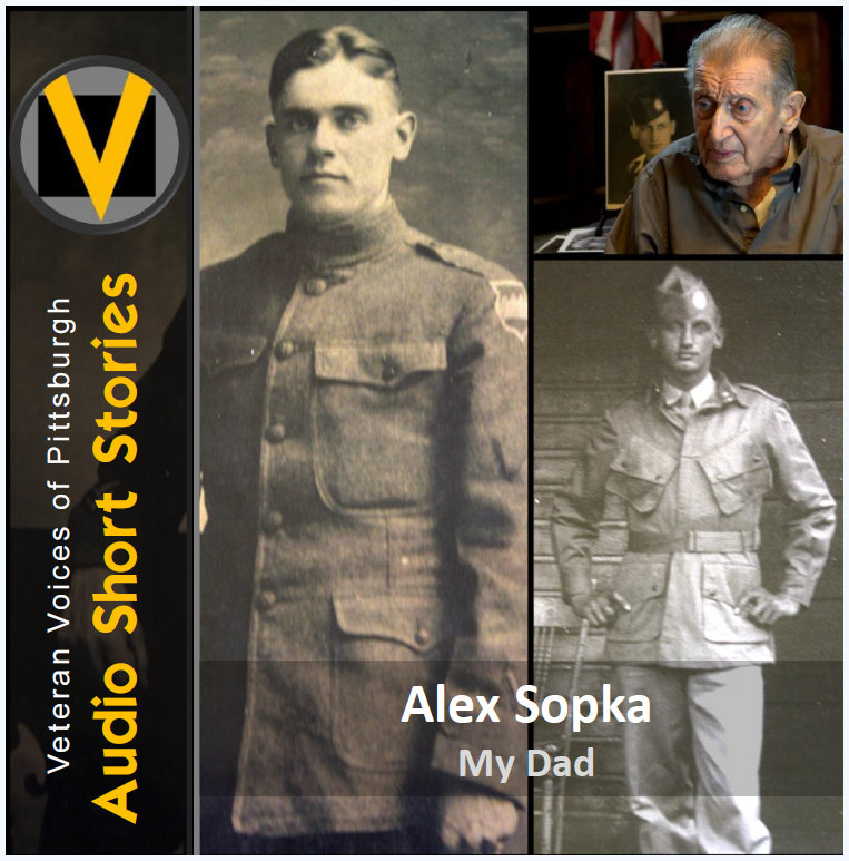 Alex Sopka: My Dad