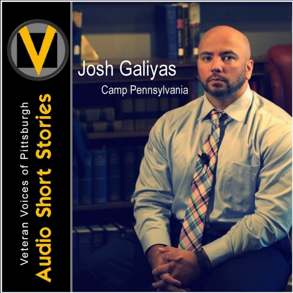 Josh Galiyas: Camp Pennsylvania