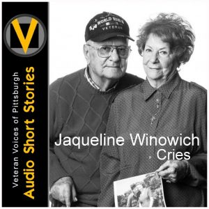 JACKIE WINOWICH - COVER ART