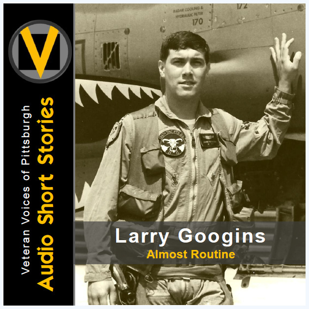 Larry Googins: Almost Routine