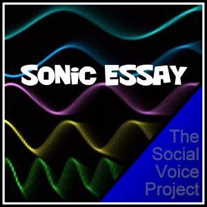 Sonic essay series coverart