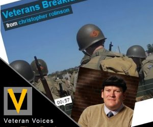 Veteran Voices: The Oral History Podcast – Episode 14