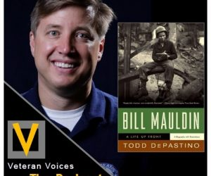 Veteran Voices: The Oral History Podcast – Episode 22