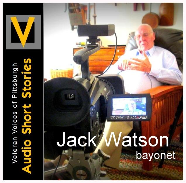 Jack Watson: Bayonet