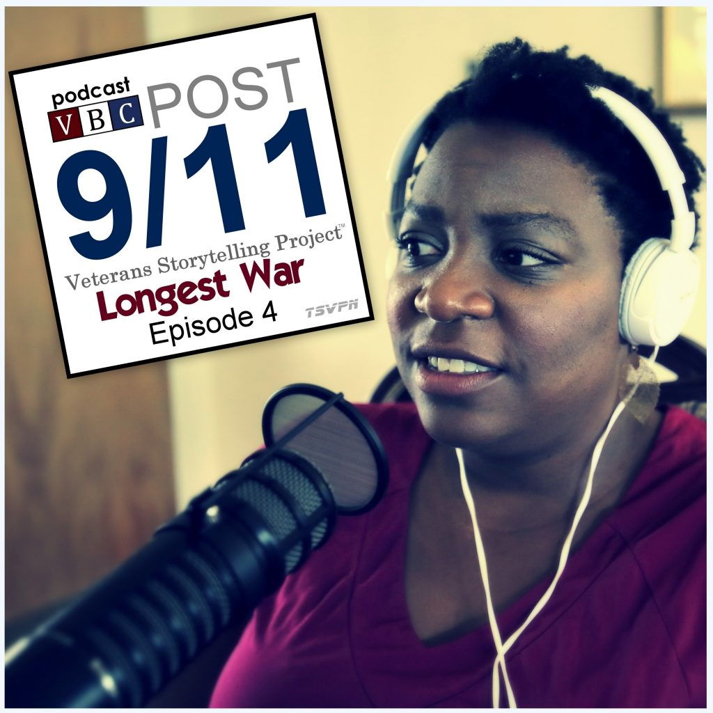 Episode 4 | Michaela Diallo | Pennsylvania Air National Guard