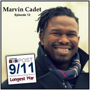 Episode 13 | Marvin Cadet | Empowering Veterans to Serve