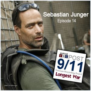 Episode 14 | Sebastian Junger | Covering the War