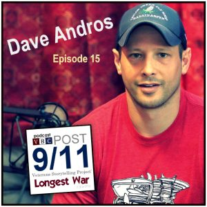 Episode 15 | Dave Andros | West Point to Iraq