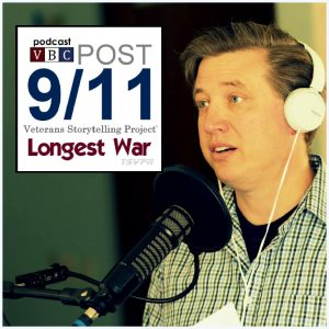 Episode 1 | Todd DePastino | VBC Post-9/11 Veterans Storytelling Project
