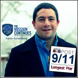 Episode 11 | Aaron Scheinberg | The Mission Continues