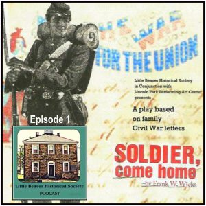 COVER ART - LBHS01 - SOLDIER COME HOME