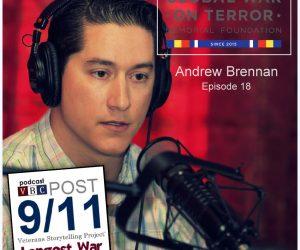 Longest War: The Post-9/11 Veterans Podcast – Ep18 – Andrew Brennan