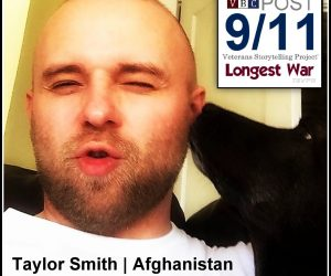 Longest War: The Post-9/11 Veterans Podcast – Ep17 – Taylor Smith