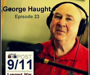 Longest War Podcast (Ep23) – George Haught