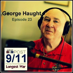 COVER ART LW EP 23 - GEORGE HAUGHT