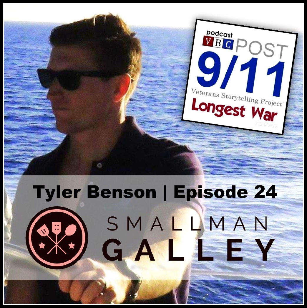 Episode 24 | Tyler Benson | Smallman Galley
