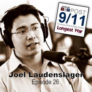 LW COVER ART - EP26 - JOEL LAUDENSLAGER