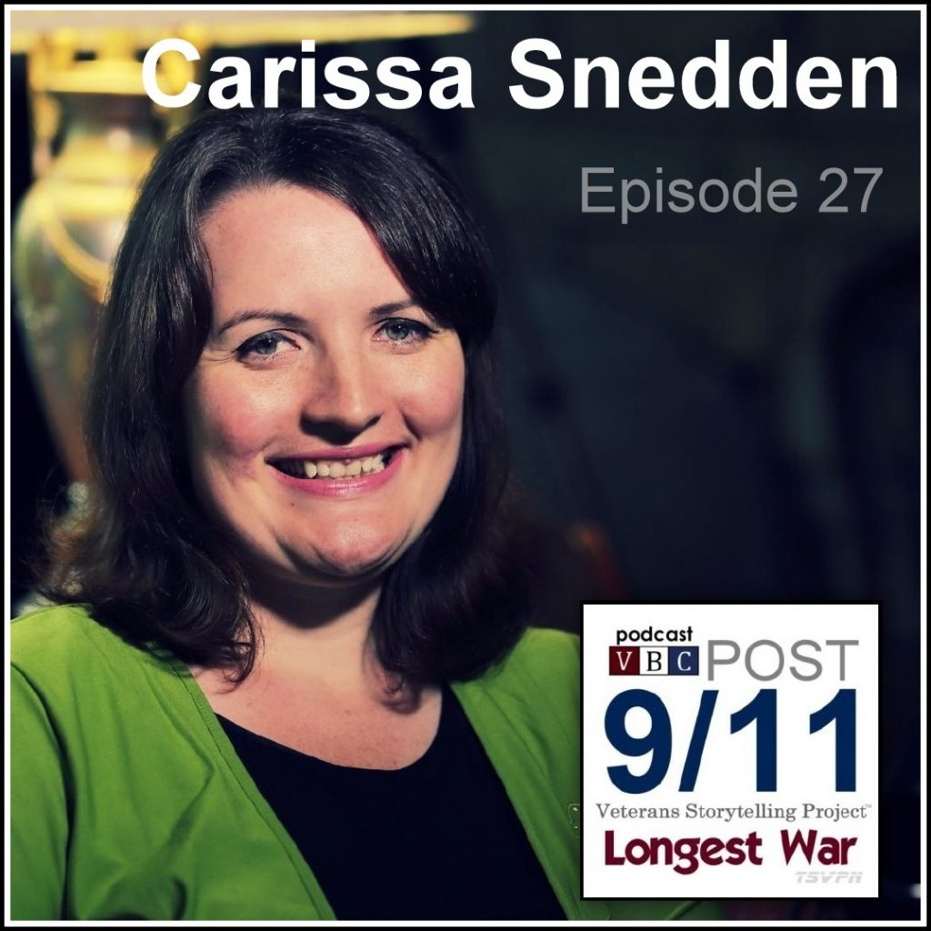 Episode 27 | Carissa Snedden | My Body, My Self