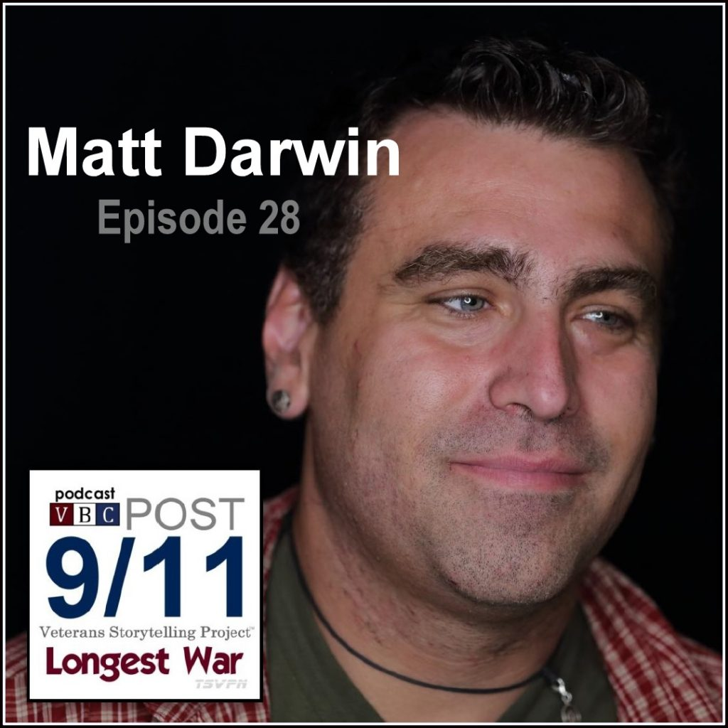 Episode 28 | Matt Darwin | Kickin' in Doors