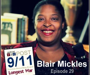 Longest War Podcast (Ep29) – Blair Mickles