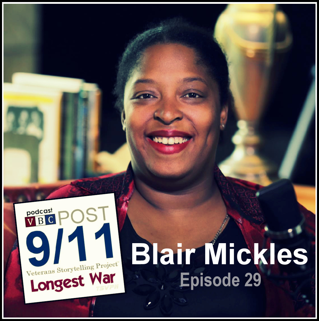 Episode 29 | Blair Mickles | Let's Go For It