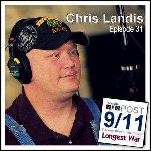 LW COVER ART - EP31 - CHRIS LANDIS