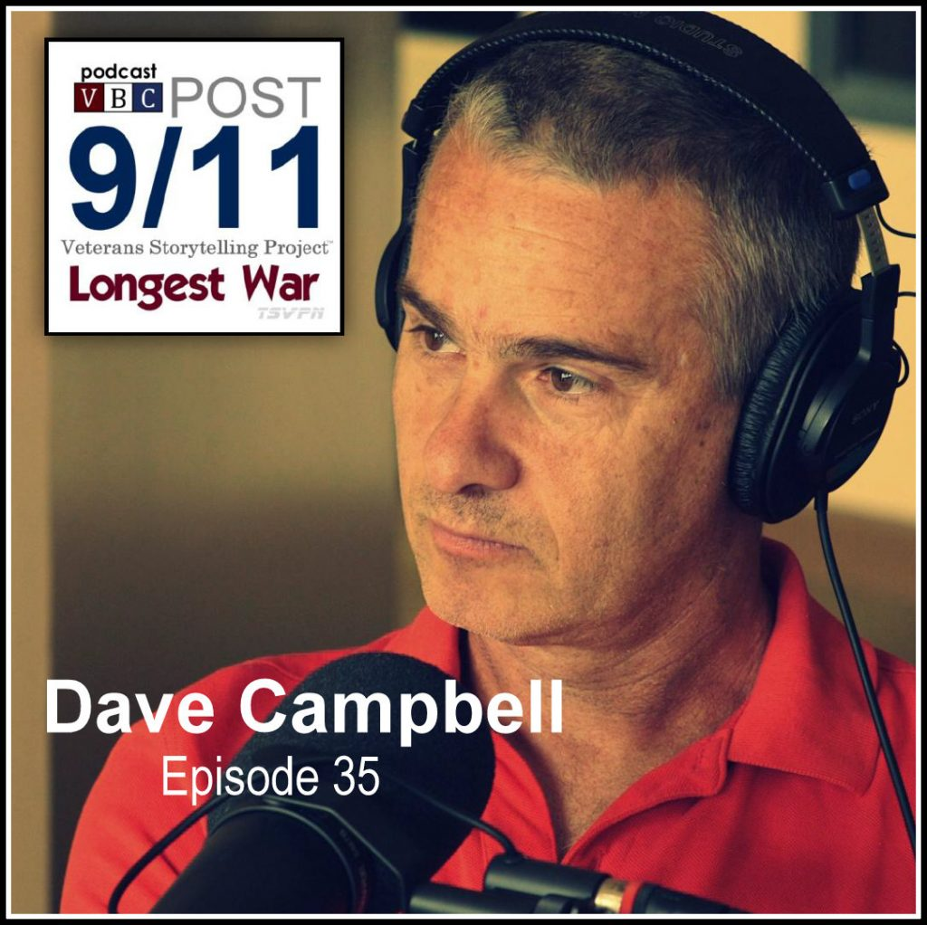 Episode 35 | Dave Campbell | The Logistics Guy