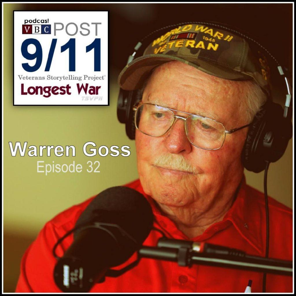 Episode 32 | Warren Goss | Back No More