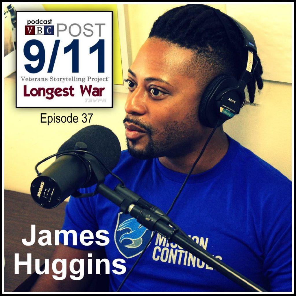 Episode 37 | James Huggins | Promotion Denied