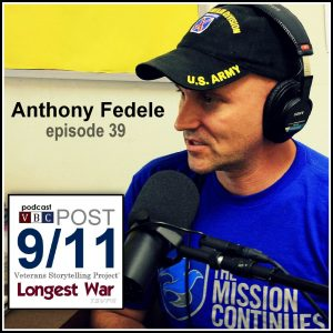Episode 39 | Anthony Fedele | My Turn to Reach Back