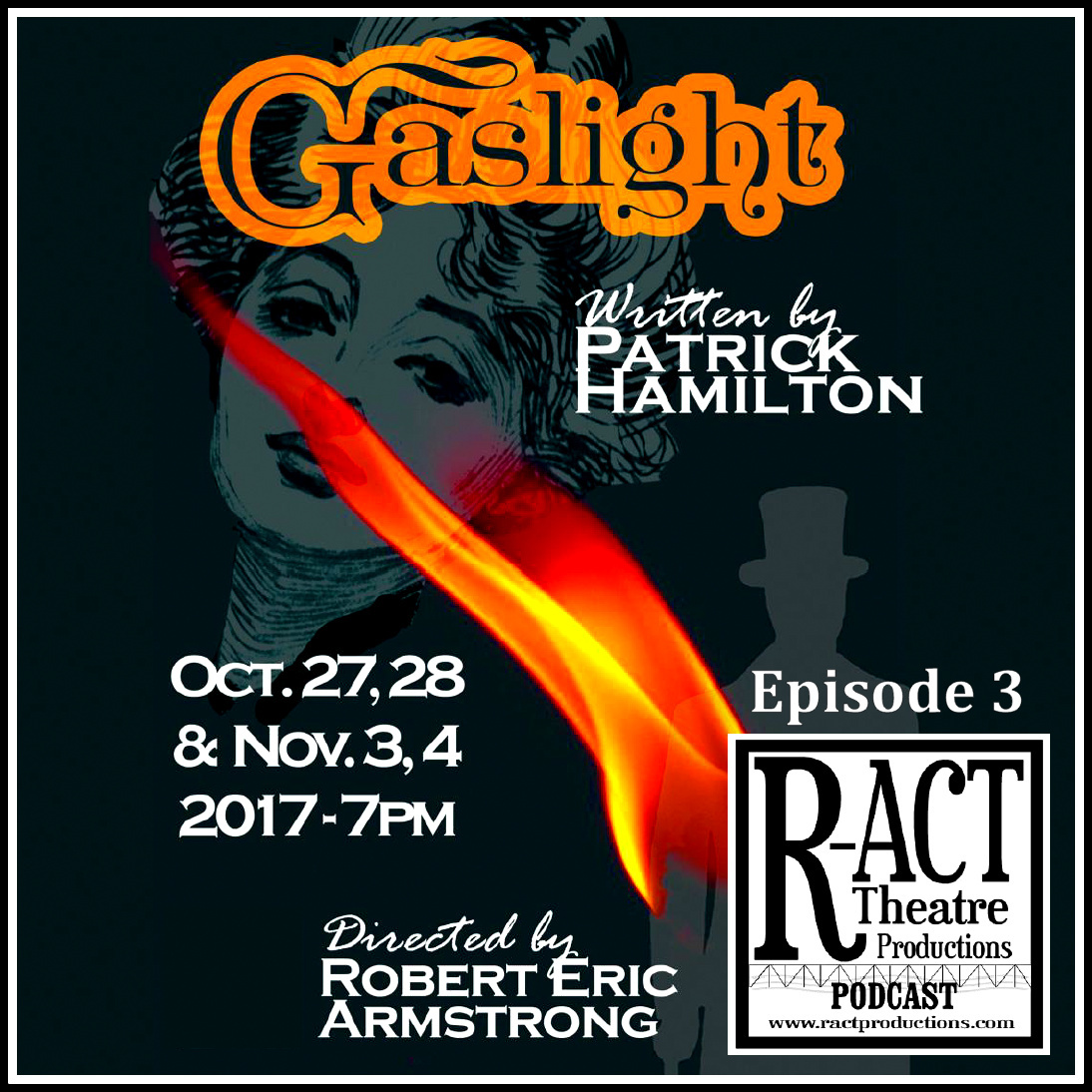COVER ART - R-ACT03 - GASLIGHT