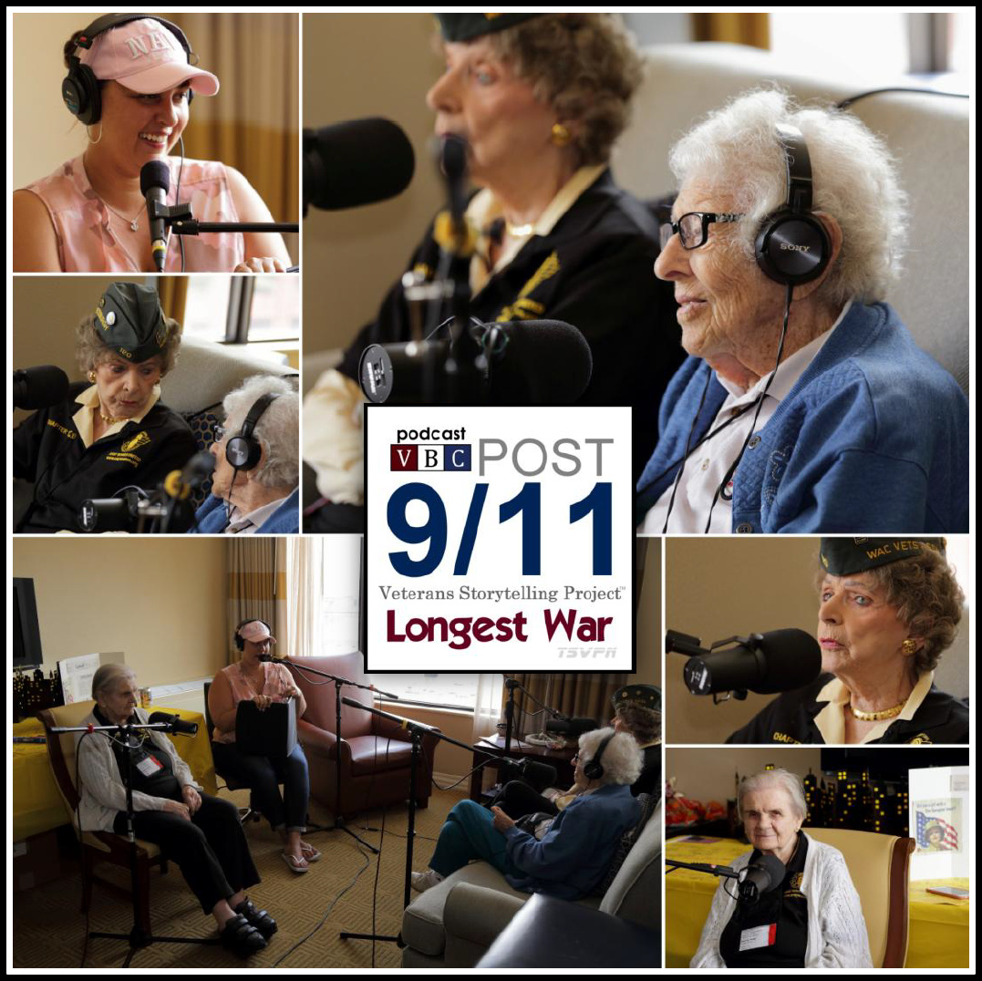 Episode 36 | Beverly Kreger, Marion Cole, Emily Drake | All Women's Army