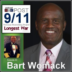 COVERT ART - LW43 - BART WOMACK