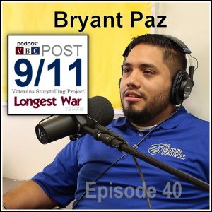 Episode 40 | Bryant Paz | Flight Deck