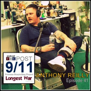 Episode 41 | Anthony Reilly | Corpsman