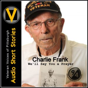 COVER ART - CHARLIE FRANK