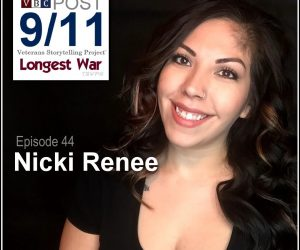 Longest War Podcast (Ep44) – Nickie Renee