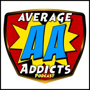 AVERAGE ADDICTS PODCAST - LOGO - 3KSQ - Copy