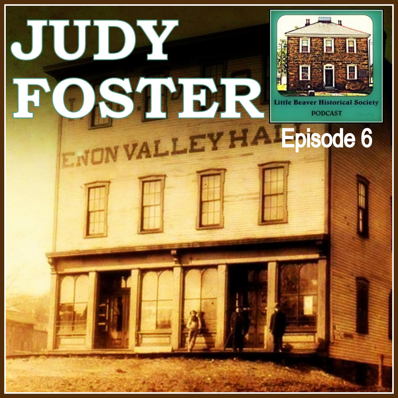 LBHS Podcast (Ep06) – Judy Foster