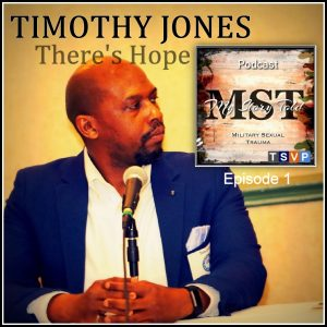 MST Podcast (Ep01): Timothy Jones