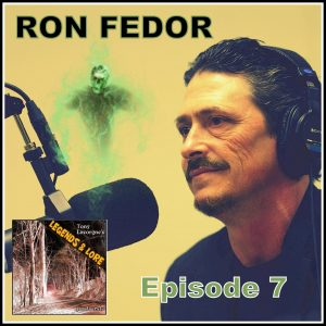 LL07 - COVER ART - RON FEDOR