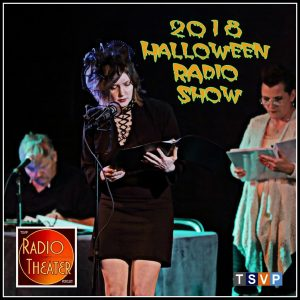 COVER ART - RTP04 - 2018 HALLOWEEN RADIO SHOW