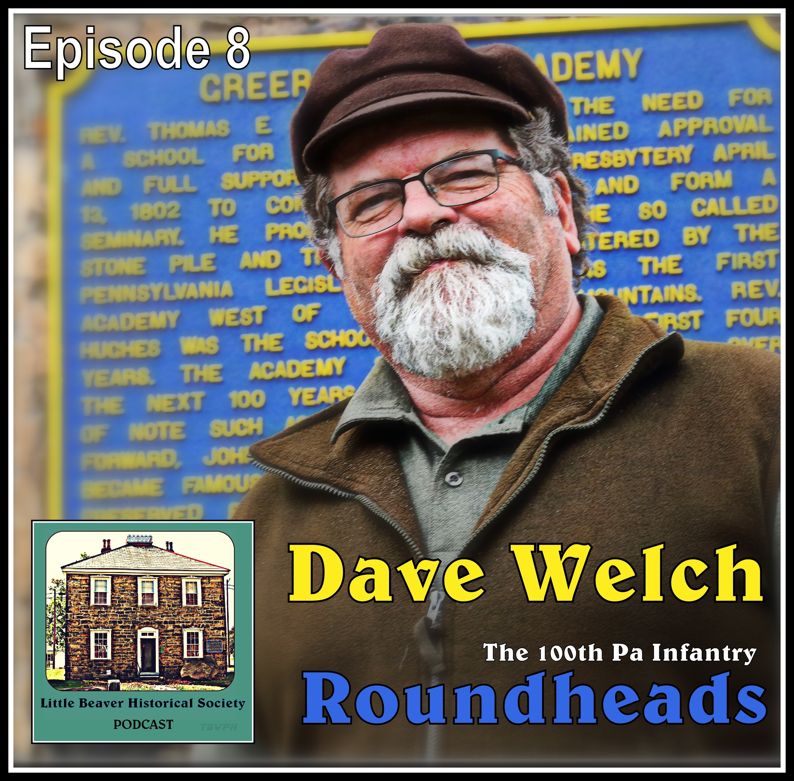 LBHS Podcast (Ep08) – Dave Welch