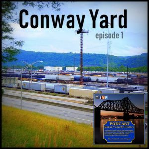 COVER ART - CONWAY YARD