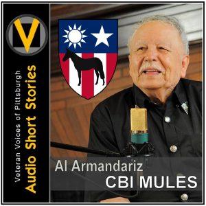 CBI Mules | Al Armandariz