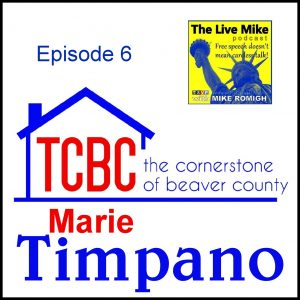 The Live Mike Podcast (Ep06): Marie TIMPANO