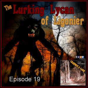 COVER ART - LL19 - LYCAN OF LIGONIER