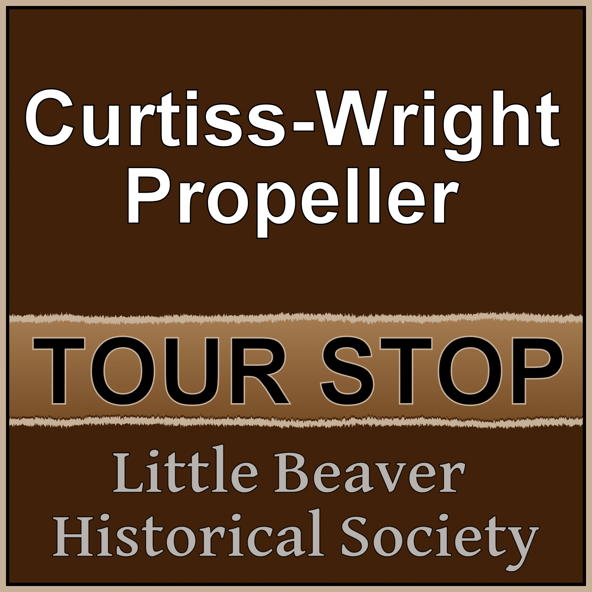 LBHS Tour Stop: Curtiss Wright Propeller