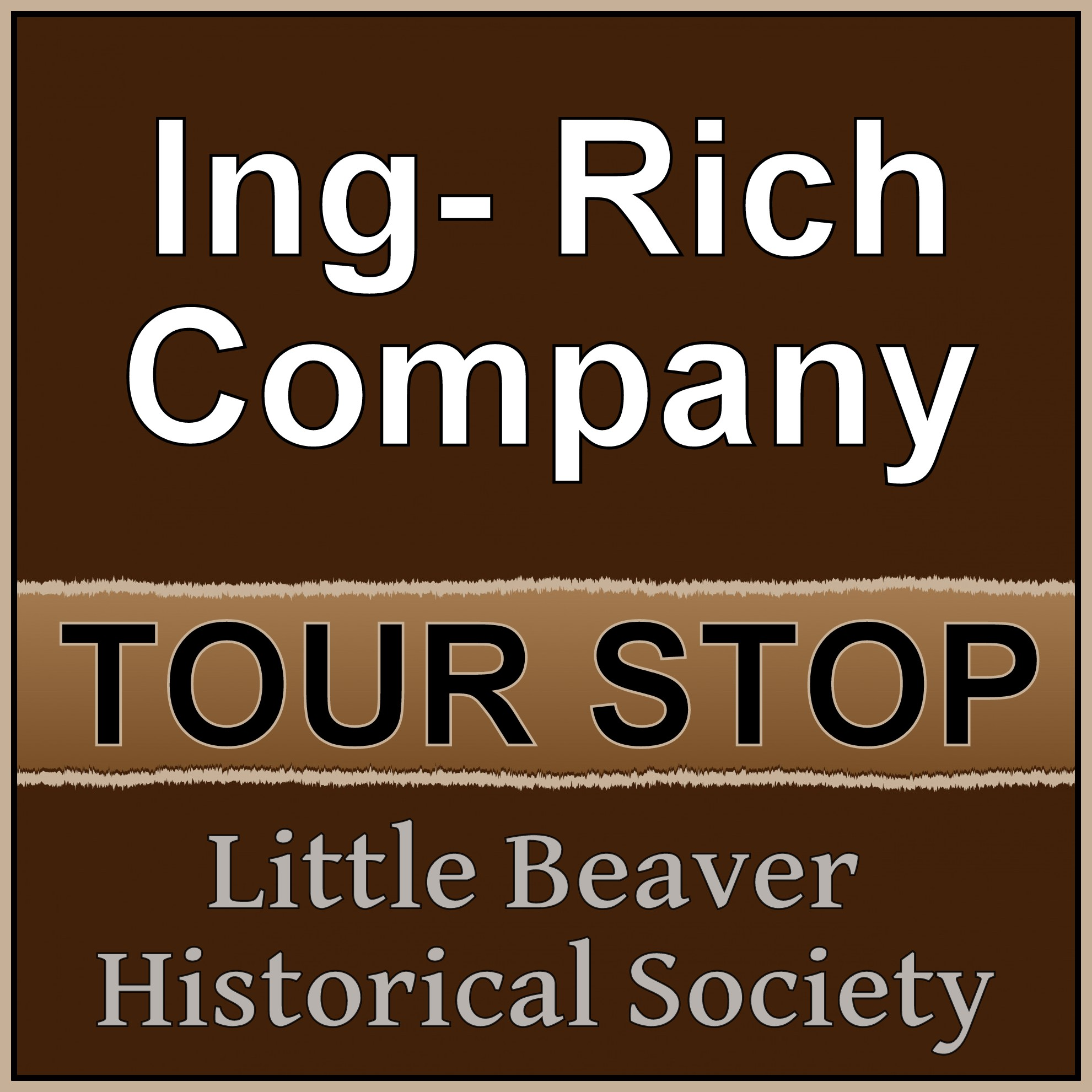 LBHS Tour Stop: Ing-Rich Company